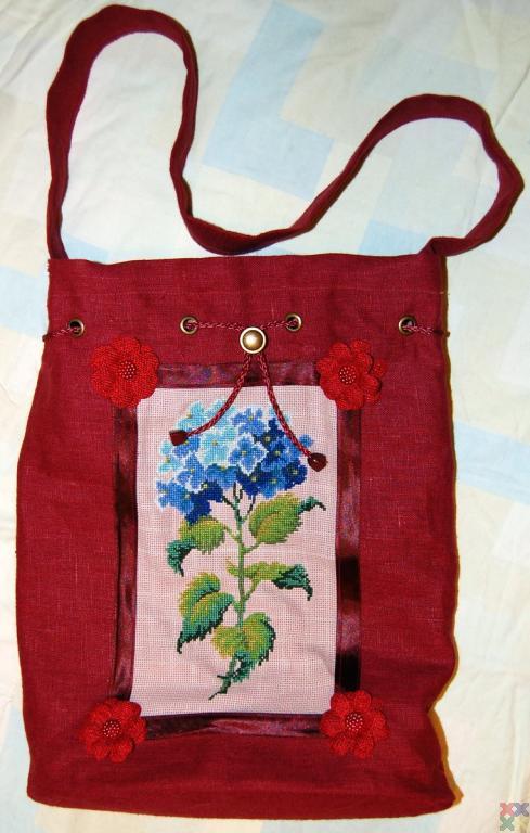 сумки для нетбука с вышивкой - Сумки.