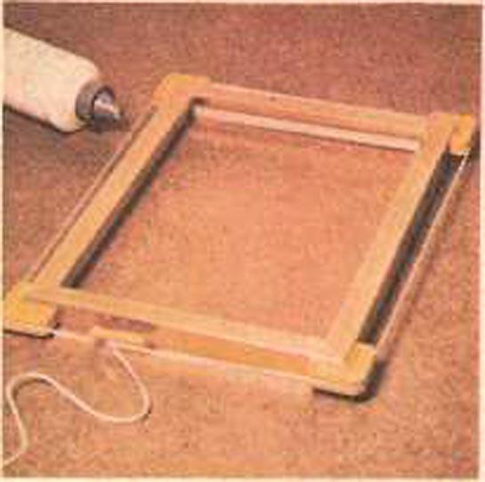 Как своими руками сделать багет для картины