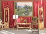 В Белгородской области открылся выставочный зал народных мастеров