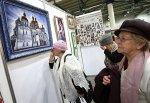 В Киеве проходит выставка-ярмарка рукоделия и ремесел
