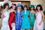 Татьяна Кудашова из Ардатовского района Мордовии вяжет крючком платья и сумочки