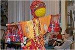 Маленькие горожане одарили святую Параскеву куколками-куватками