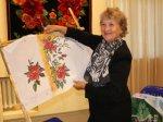 Известная тюменская мастерица владеет всеми видами женского рукоделия
