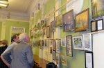В Новосибирске открылась областная выставка вышивки