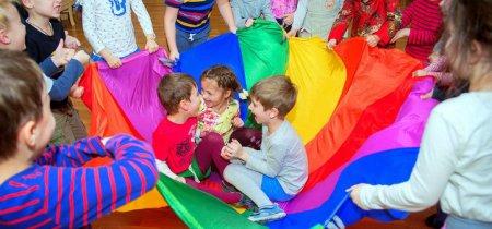 Празднование детского дня рождения в Марьино – настроение у детей